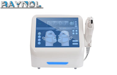 Cina High Power 2j Portable HIFU Beauty Machine dengan Layar Sentuh Warna Besar Distributor